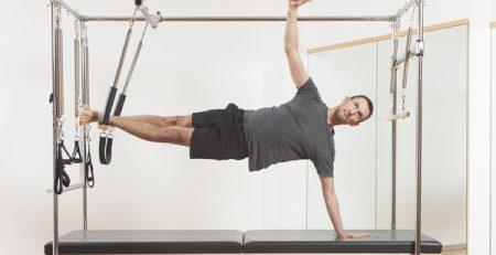 Egzersiz için Klinik Pilates