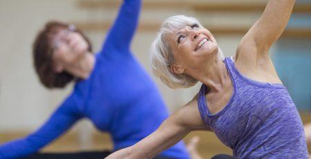 Yaşlanma için Klinik Pilates