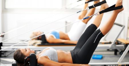 Fizyoterapist Eşliğinde Pilates