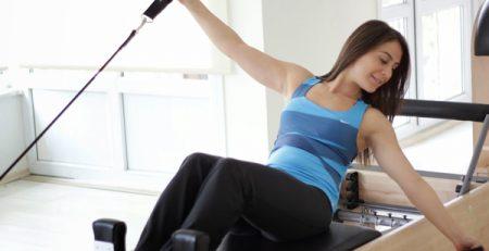 Zinde Kalmak için Fizyoterapi Pilates